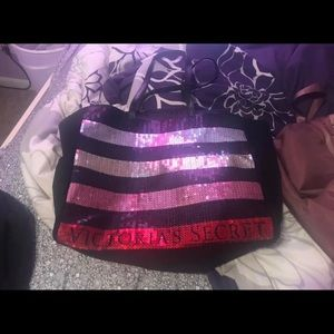 Victoria Secret Weekender Bag